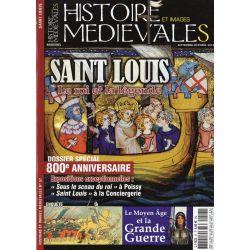 Histoire et images Médiévales n° 57 - Saint Louis, le Roi et la Légende