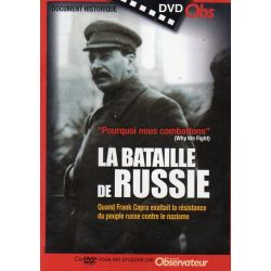 La Bataille de Russie - Why We Fight (de Franck Capra) - DVD Zone 2