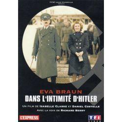 Eva Braun - Dans l'intimité d'Hitler (de Isabelle Clark & Daniel Costelle) - DVD Zone 2