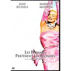 Les Hommes préfèrent les Blondes - DVD Zone 2