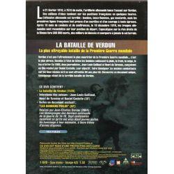 La Bataille de Verdun, DVD anniversaire 1916-2006 (de Daniel Costelle) - DVD Zone 2