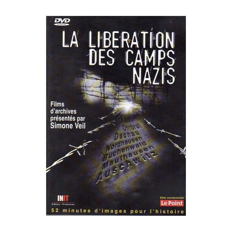 La Libération des camps nazis (présenté par Simone Veil) - DVD Zone 2