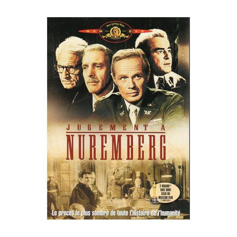 Jugement à Nuremberg (de Stanley Kramer) - DVD Zone 2