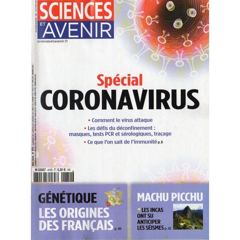 Sciences et Avenir n° 879S - Spécial CORONAVIRUS