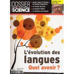 Dossier Pour la Science n° 82 - L'Évolution des langues : quel avenir ?