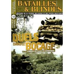 Batailles & Blindés HS n° 22 - Duels dans le bocage Normand