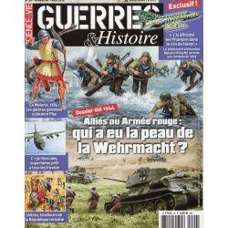 Guerres & Histoire n° 20 - Alliés ou Armée Rouge : qui a eu la peau de la Wehrmacht ?