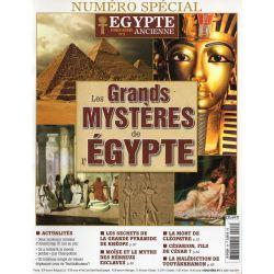 Égypte Ancienne Hors-série n° 3 - Les Grands Mystères de l'Égypte