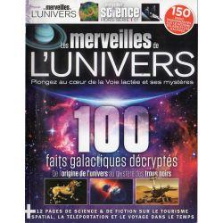Merveilles Sciences Hors série n° 1H - Les merveilles de l'Univers