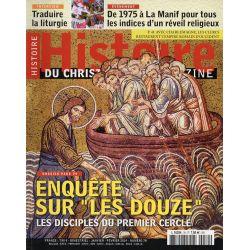"""Histoire du Christianisme n° 70 - Enquête sur """"les douze"""" disciples du premier cercle"""