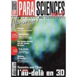 Para Sciences mag n° 2 - Bientôt l'Au-delà en 3D