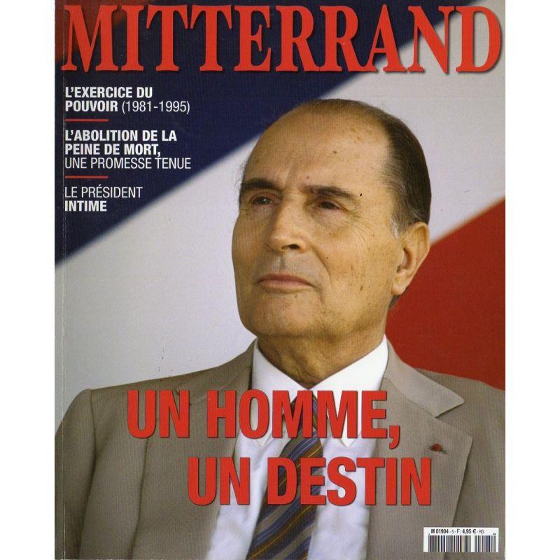 Un Homme, un Destin n° 5 - Mitterrand