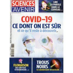 Sciences et Avenir n° 880 - COVID-19 ce dont on est sûr