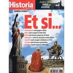 Historia n° 883-884 - Et si...et si l'Histoire avait emprunté d'autres voies ?