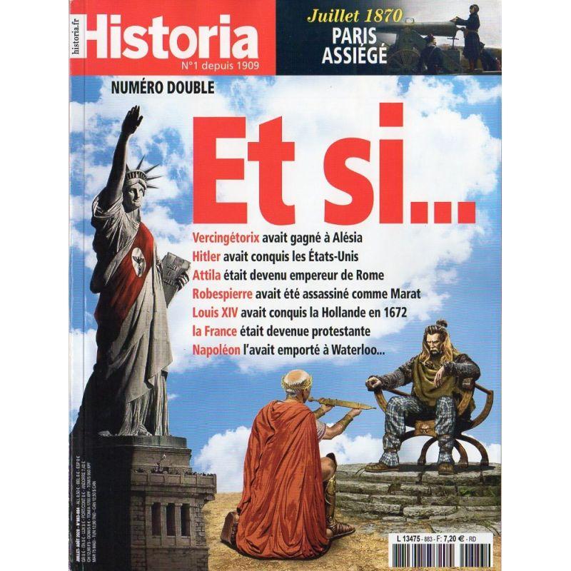 Historia n° 883 - Et Si...