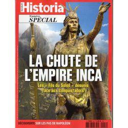 Historia Spécial n° 54 - La Chute de l'Empire Inca