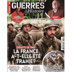 Guerres & Histoire n° 55 - Défaite de 1940 : La France a-t'elle été trahie ?