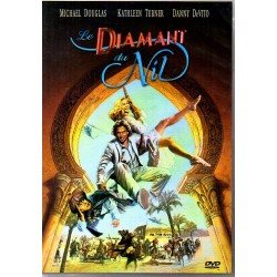 Le Diamant du Nil - DVD Zone 2