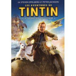 Les Aventures de Tintin : Le secret de la Licorne (de Steven Spielberg) - DVD Zone 2