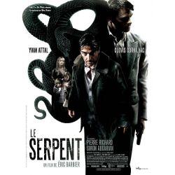 Affiche film Le Serpent (de Eric Barbier)