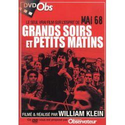 Grands Soirs et Petits Matins (de William Klein) - DVD Zone 2