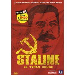 STALINE, le Tyran rouge (de Mathieu Schwartz) - DVD Zone 2