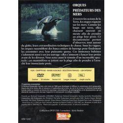 Orques, prédateurs des mers - National Geographic - DVD Zone 2