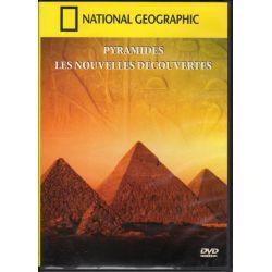 Pyramides, les nouvelles découvertes - National Geographic - DVD Zone 2
