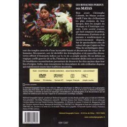 Les royaumes perdus des Mayas - National Geographic - DVD Zone 2