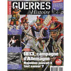 Guerres & Histoire n° 13 - 1813, campagne d'Allemagne - napoléon pouvait-il tout sauver ?