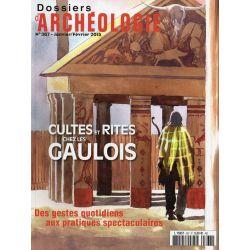 Dossiers d'Archéologie n° 367 - Cultes et rites chez les Gaulois