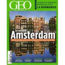 GEO n° 410 - Amsterdam, le modèle