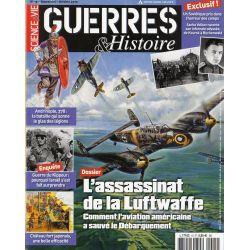 Guerres & Histoire n° 15 - L'assassinat de la Luftwaffe