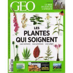 GEO n° 414 - Les plantes qui soignent
