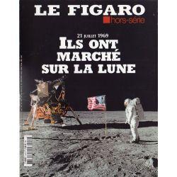 Figaro Hors-série n° 44 H - 21 juillet 1969 - Ils ont marché sur la Lune