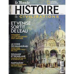 Histoire & Civilisations n° 3 - Et Venise sortit de l'eau
