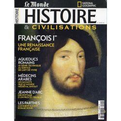 Histoire & Civilisations n° 4 - François Ier, une Renaissance française