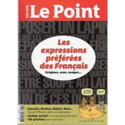 Le Point hors-série n° 1 H - Les expressions préférées des Français