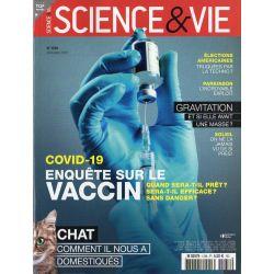 Science & Vie n° 1238 - Covid-19 : Enquête sur le vaccin