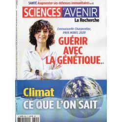 Sciences et Avenir n° 885 - Guérir avec la génétique