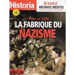 Historia n° 886 - 1920, la Fabrique du Nazisme