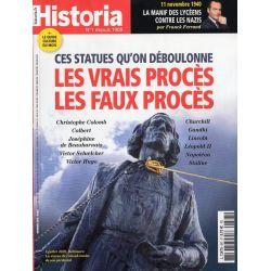Historia n° 887 - Ces statues qu'on déboulonne