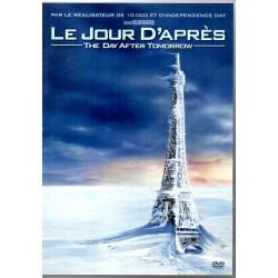 Le Jour d'après (de Roland Emmerich) - DVD Zone 2
