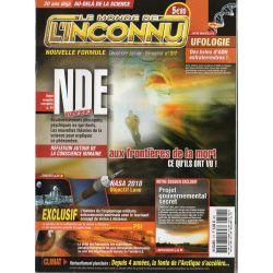 Monde Inconnu n° 317 - NDE : aux frontières de la mort, ce qu'ils ont vu !