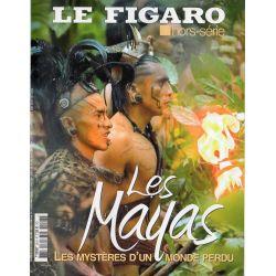 Figaro Hors Série n° 28 H - Les Mayas, les mystères d'un monde perdu