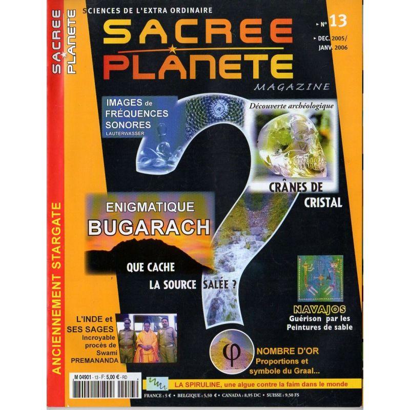 Sacrée Planète n° 13 - Enigme Bugarach