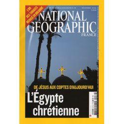 National Geographic n° 87 - L'Egypte chrétienne, de Jésus aux coptes d'aujourd'hui