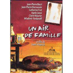 Un Air de famille (de Cédric Klapisch) - DVD Zone 2