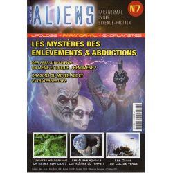 Aliens n° 7 - Les mystères des enlèvements & abductions