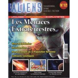 Aliens n° 12 - Les Menaces Extraterrestres